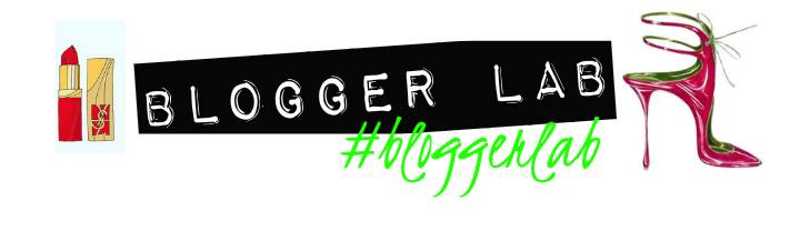 Follow me on Blogger Lab