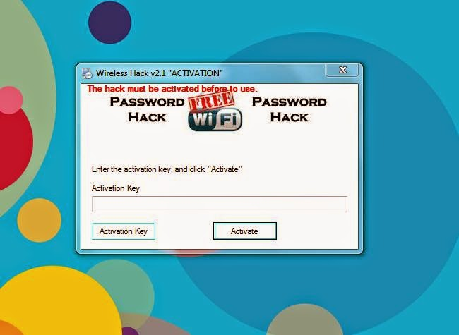 Wireless Hack v2.1.with Activation key 2014
