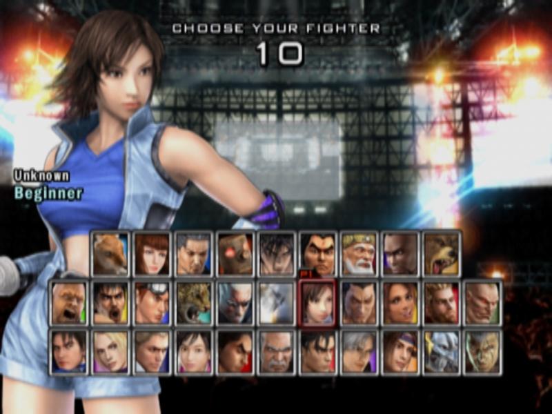 Pc Tekken 5