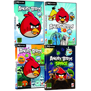 Download Game Angry Birds All in One Version