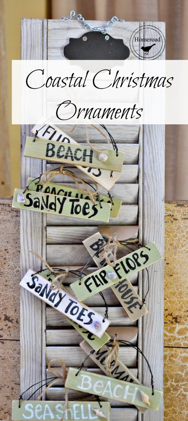 coastal-christmas-ornament-signs www.homeroad.net