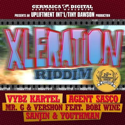 Xleration Riddim