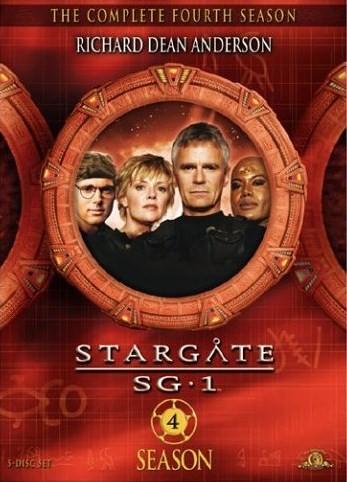 Assistir Stargate SG 1 4 Temporada Dublado e Legendado Online