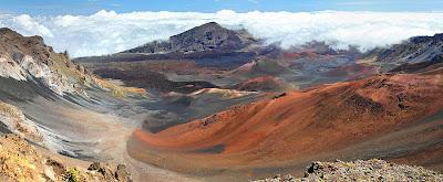 Parque Nacional Haleakala en Hawai - que visitar