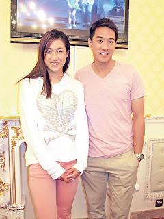 with Jason Chan  Linda Chung Claims   quot Johnson Lee is my BoyfriendLinda Chung Boyfriend