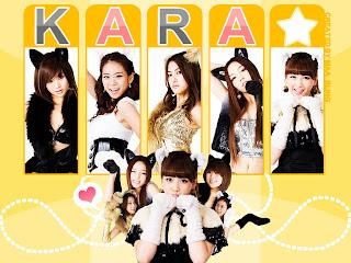 Kara Wallpaper all personel 2