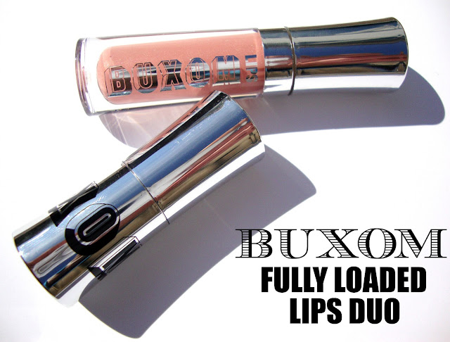 Buxom Fully Loaded Lips Duo