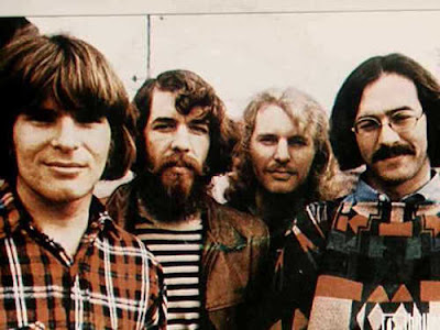 Creedence Clearwater Revival, CCR, John Fogerty, Doug Clifford, Tom Fogerty, Stu Cook