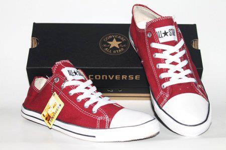 Sepatu Converse Merah