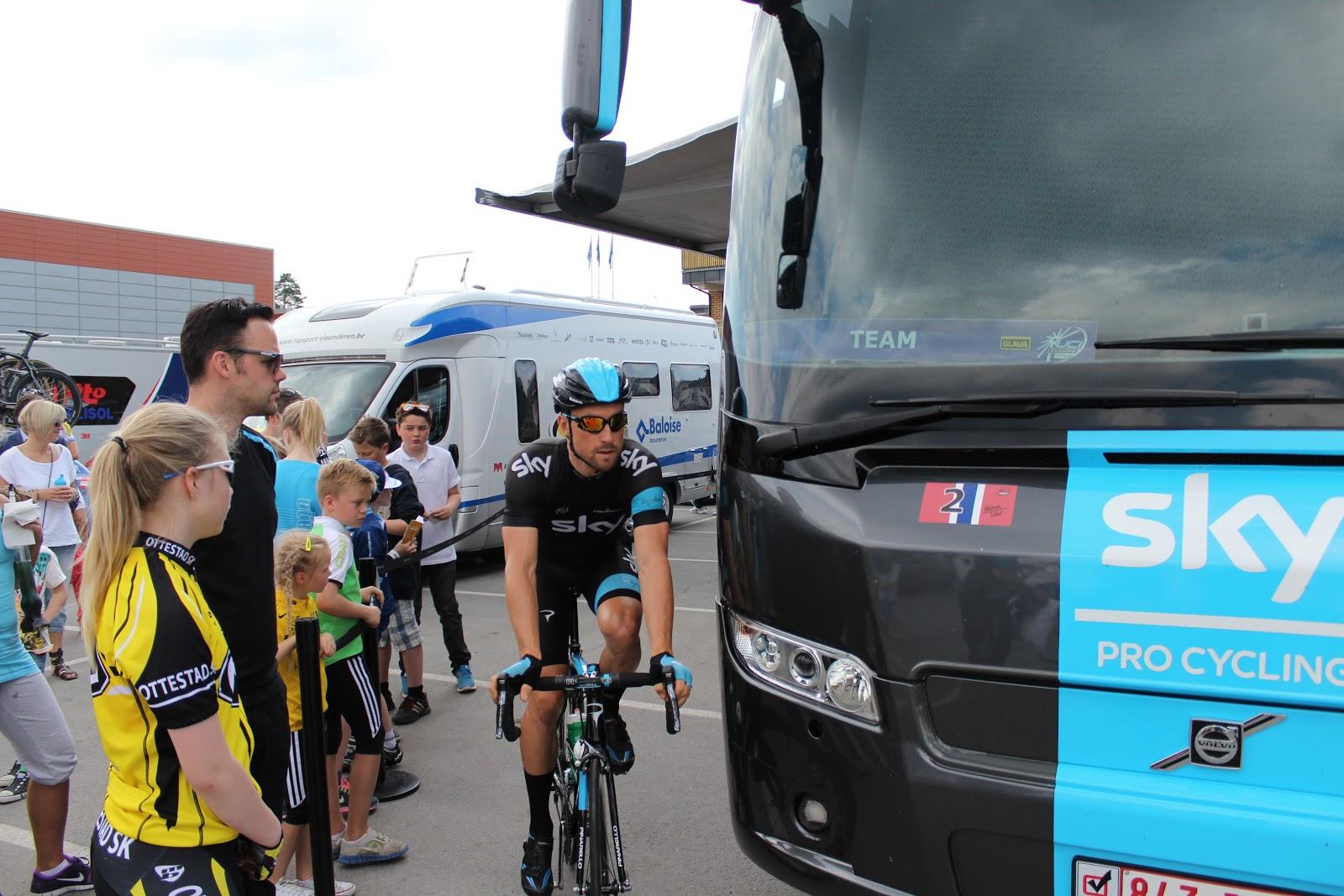 sykkelopplevelser glava tour og tour of norway for kids