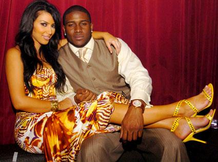 Kardashian on Kim Kardashian Boyfriend Reggie Bush Images   All Hollywood Stars