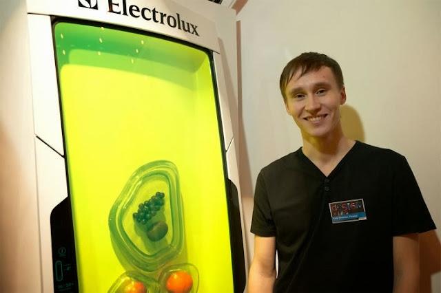 Biyopolimer Jelli Buzdolabı yuriy dimitriev