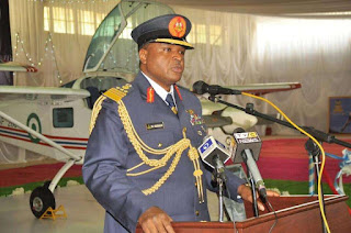 Why we stopped Nwodo, Clark, others from flying to Benue – Air Force