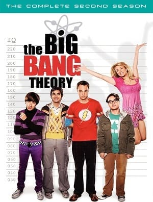 Série The Big Bang Theory - 2ª Temporada 2009 Torrent
