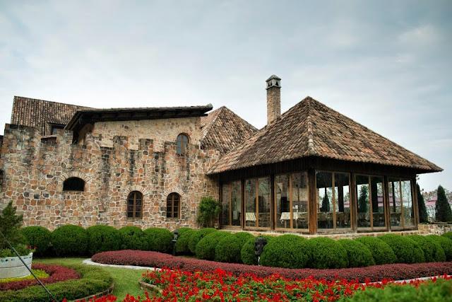 台中Taichung 新社Xinshe 古堡花園 Summit resort