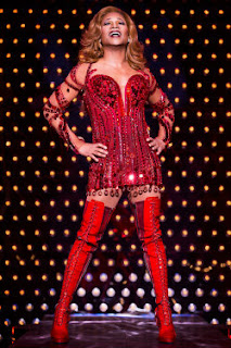 Kinky Boots Broadway Billy Porter 217 email Kinky Boots: Cyndi Lauper Songs Shine in New Broadway Musical