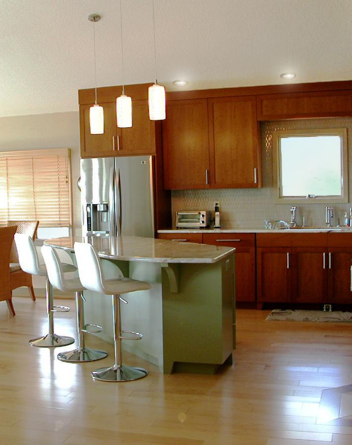 Kitchen planning guidelines for the modern day kitchen for Kustom kitchen designs