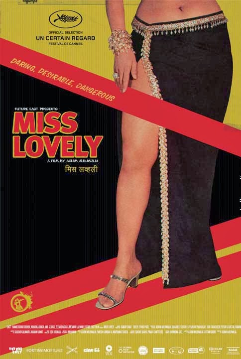 Miss Lovely First Look Poster - Nawazuddin Siddiqui, Niharika Singh