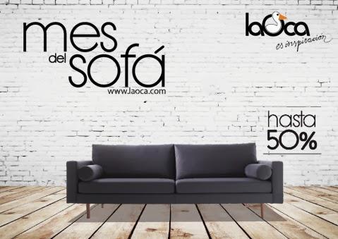 Me gusta ahorrar sofas en la oca al 50 de dto - Sofas la oca ...