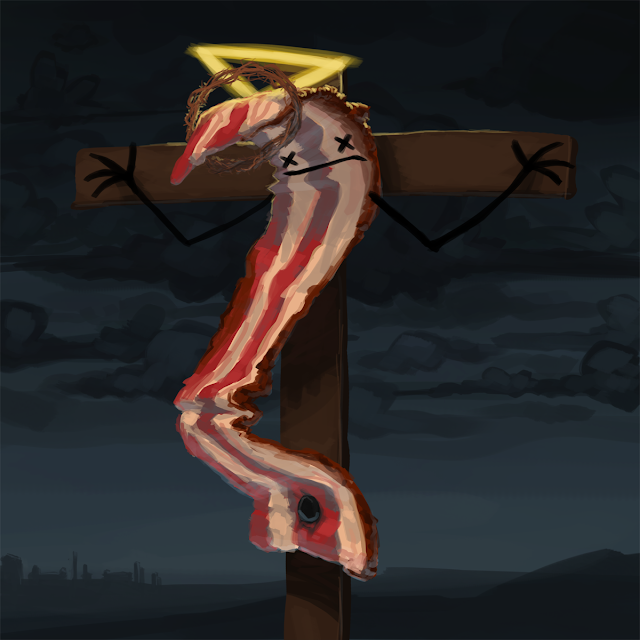 Bacon Christ