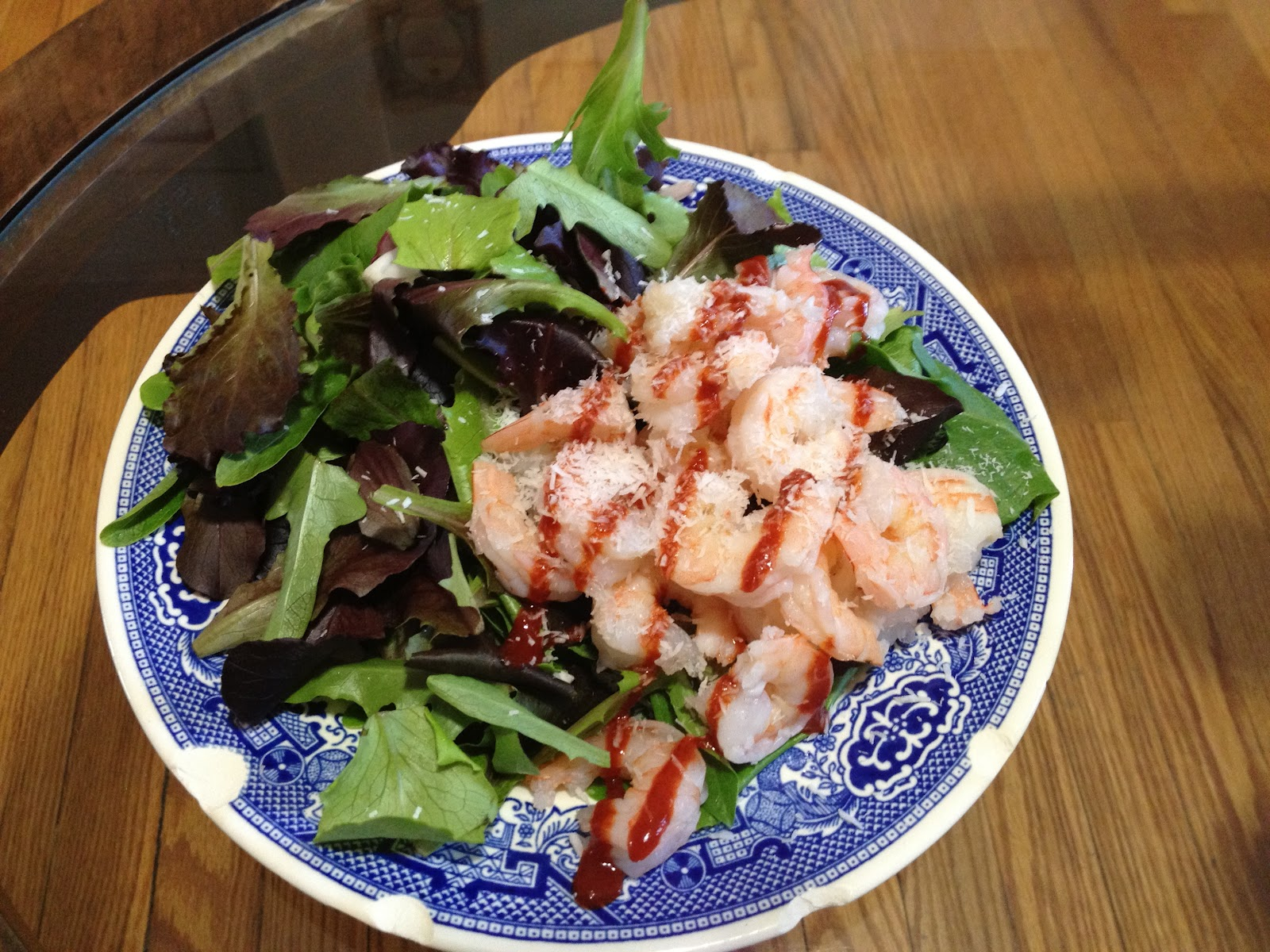 Feast of Gaea | Recipes for Paleo Living: Coconut Shrimp Salad
