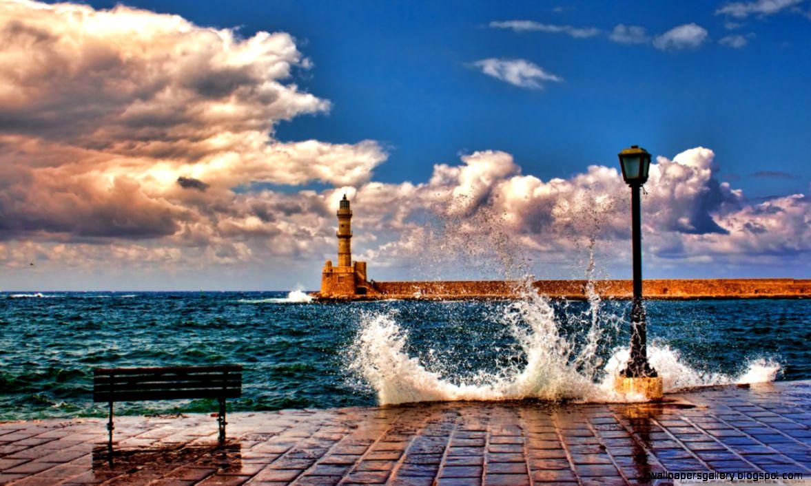 Beautiful Lighthouse HD desktop wallpaper  High Definition