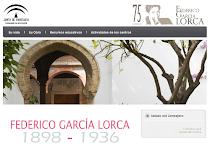 WEB sobre Federico García Lorca: