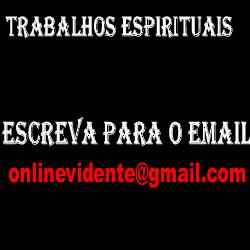 Magias e Rituais, Trabalhos Espirituais