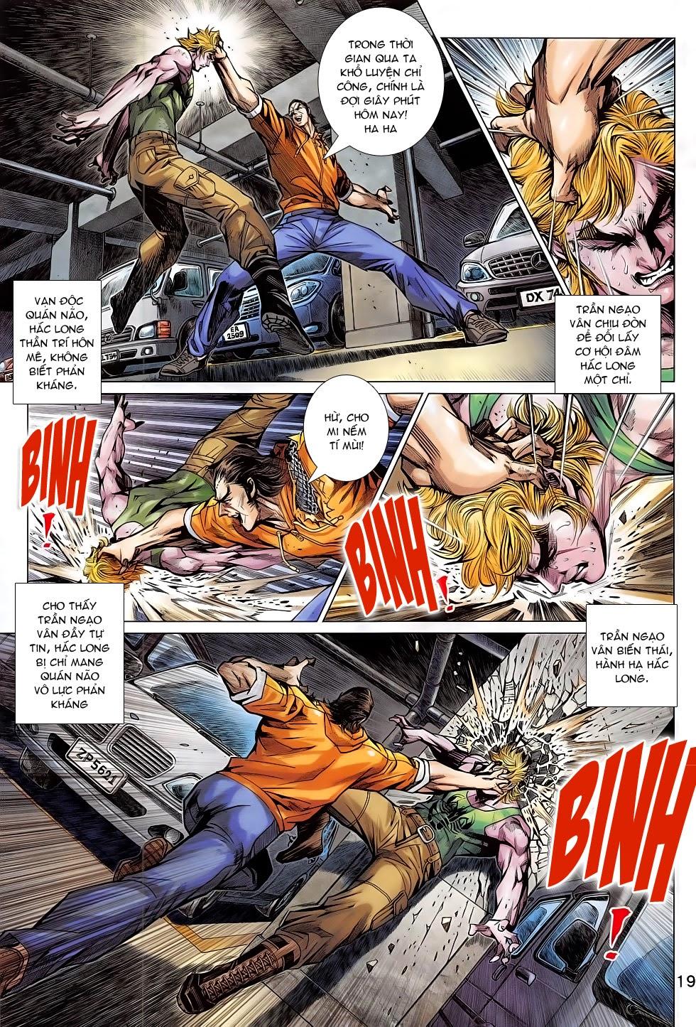 Tân Tác Long Hổ Môn chap 782 Trang 19 - Mangak.info