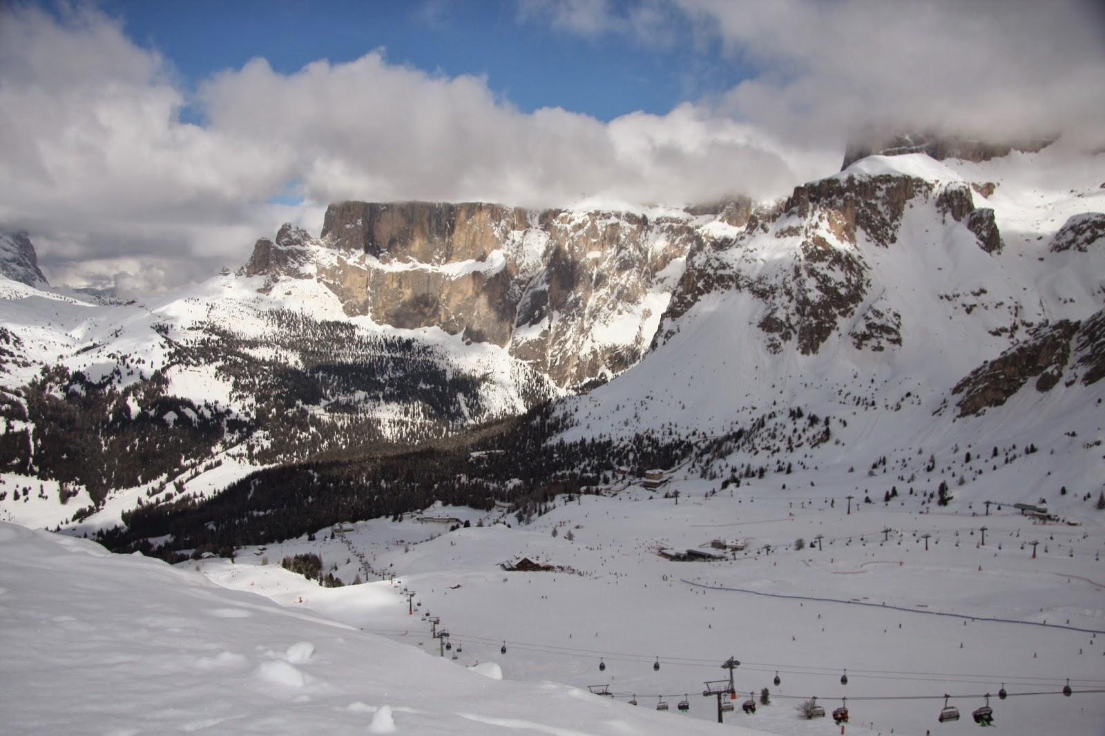 Italian Dolomites - dolomiti superski