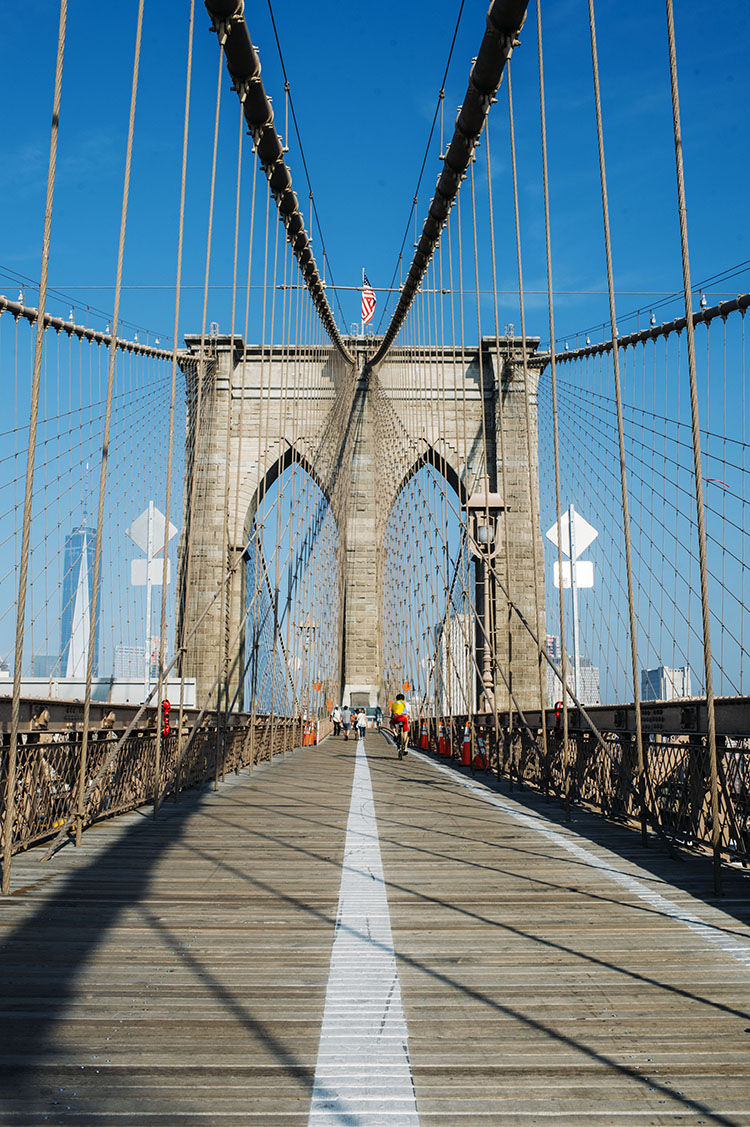 Where to go running in NYC