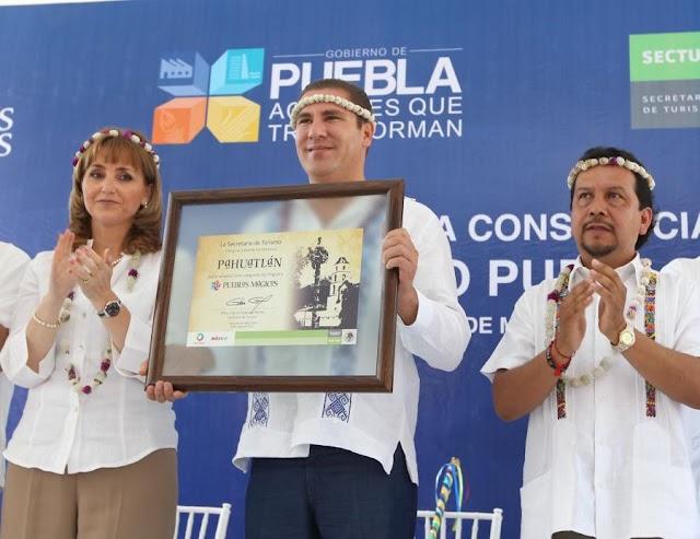 Pahuatlán, tercer Pueblo Mágico