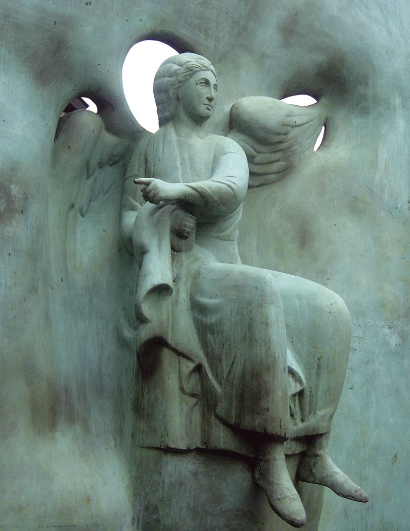 Srpsko vajarstvo - Page 2 Kul-skulptura