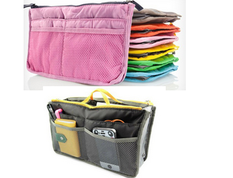 Groupon Offer : Buy 1 Get 1 FREE Handbag Organizer
