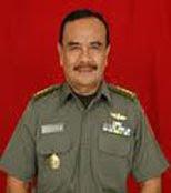 Direktur Ditbinganismil ke III : Kolonel Chk. H. Risa Thalib. SH