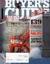 Featured in Freeskier's 2012 Buyer's Guide