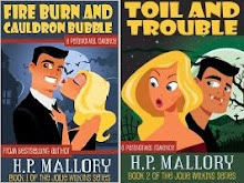 The Jolie Wilkins series