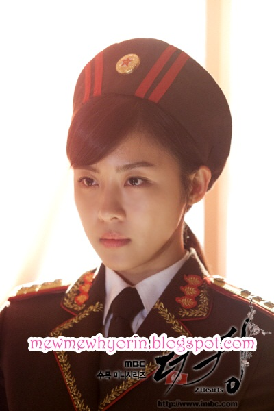 Perwira tentara wanita terbaik Korea Utara.Sangat ahli dalam segala