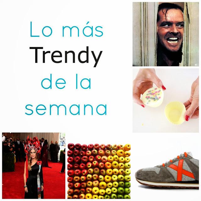 Esencia Trendy Lo mas trendy de la semana planes recomendaciones estilo vida fin de semana tendencias moda estlismo Madrid lifestyle