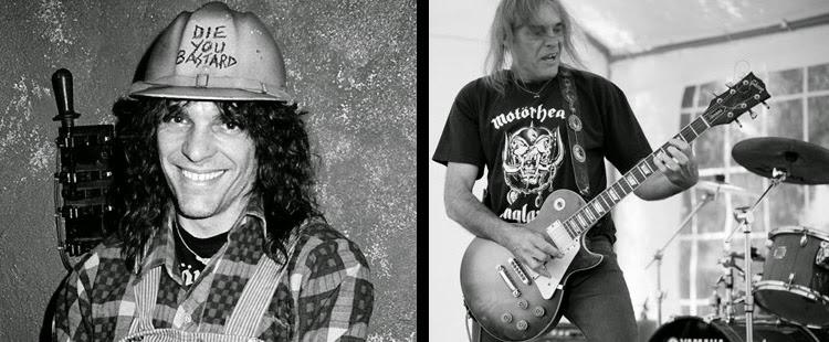 MICHAEL BURSTON (Motorhead)