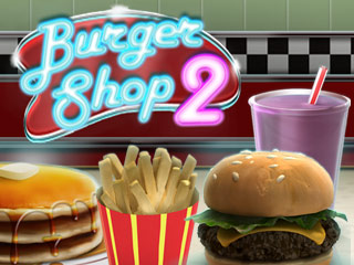 Free Download Game Burger Shop 2 PC Full