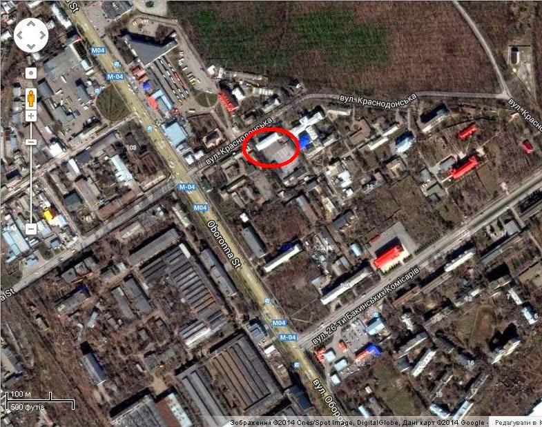 Луганчан призвали покинуть территорию зданий, захваченных сторонниками ЛНР, фото-2