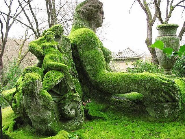 L 39 italie de michelle gastaut blogue toscane le bois - Jardin d italie chateauroux ...