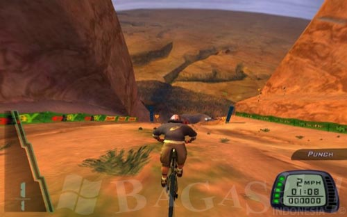 Downhill Domination PS2 Full Emulator 3