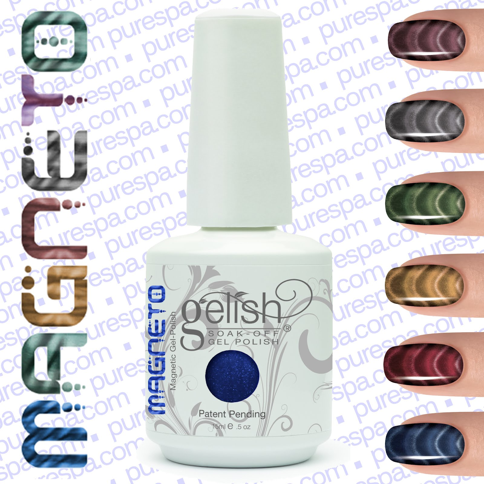 Pure spa direct blog search results for gelish gelish magneto in stock now at pure spa direct geenschuldenfo Images
