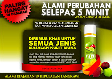 Pencuci Muka 99 Face + Miracle Extra Moist