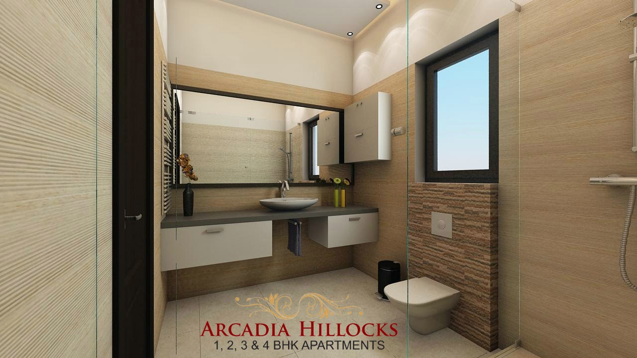 """Arcadia Hillocks"" Premium Housing Society,on Mussoorie-Dehradun Road, Dehradun. 1/2/3/4 BHK apartments in Arcadia Hillocks,"