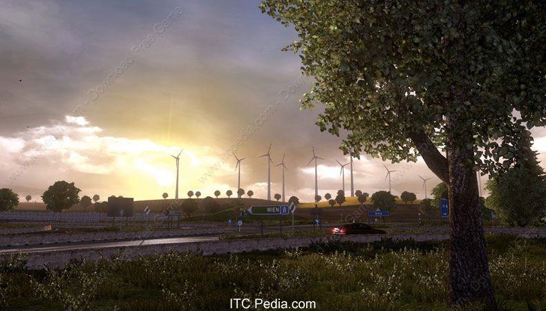 Euro Truck Simulator 2 Update v.1.3.1.43709-COGENT