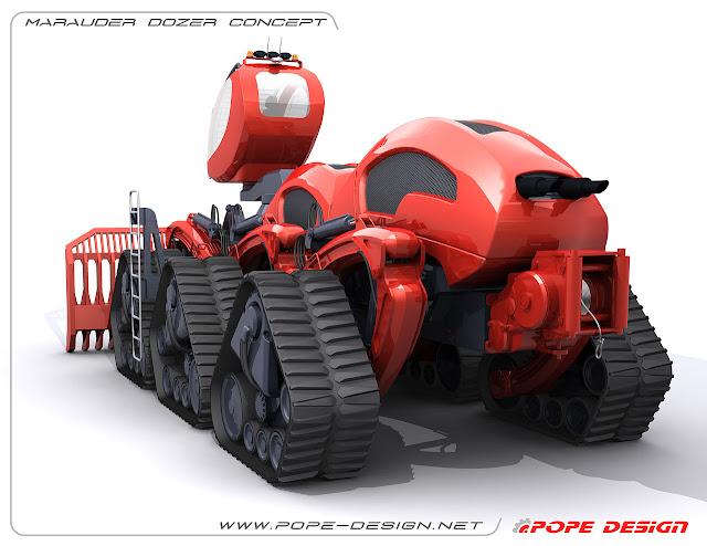 camiones+del+futuro+bulldozer+hormiga+africana+6+patas+marauder+4