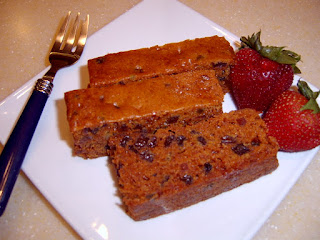 Steam Fruit Cake Cokelat